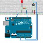 Arduinoでフェーダー操作