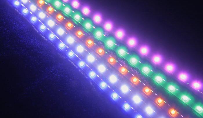 LEDストリップ照明 (その3)