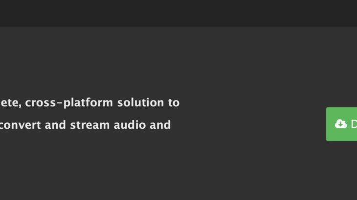 ffmpeg 動画ファイルエンコーダー